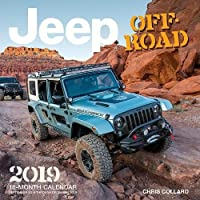 Jeep Off-Road 2019: 16-Month Calendar Includes September 2018 through December 2019