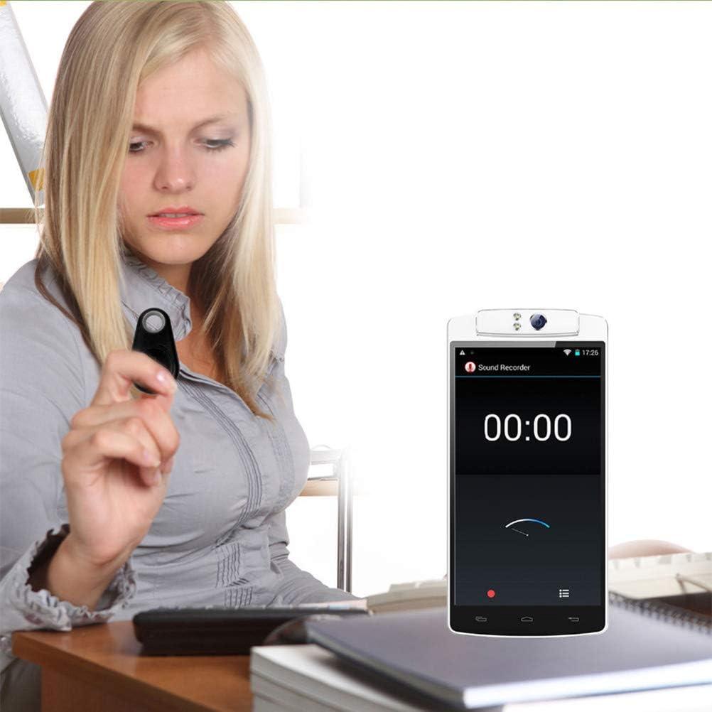 6pcs Smart Key Finder Locator GPS Bluetooth Locator Etiqueta de Llave remota Anti Lost Keychain Alarm Itag Anti Lost Tracker Wireless Bluetooth Seeker Gifts