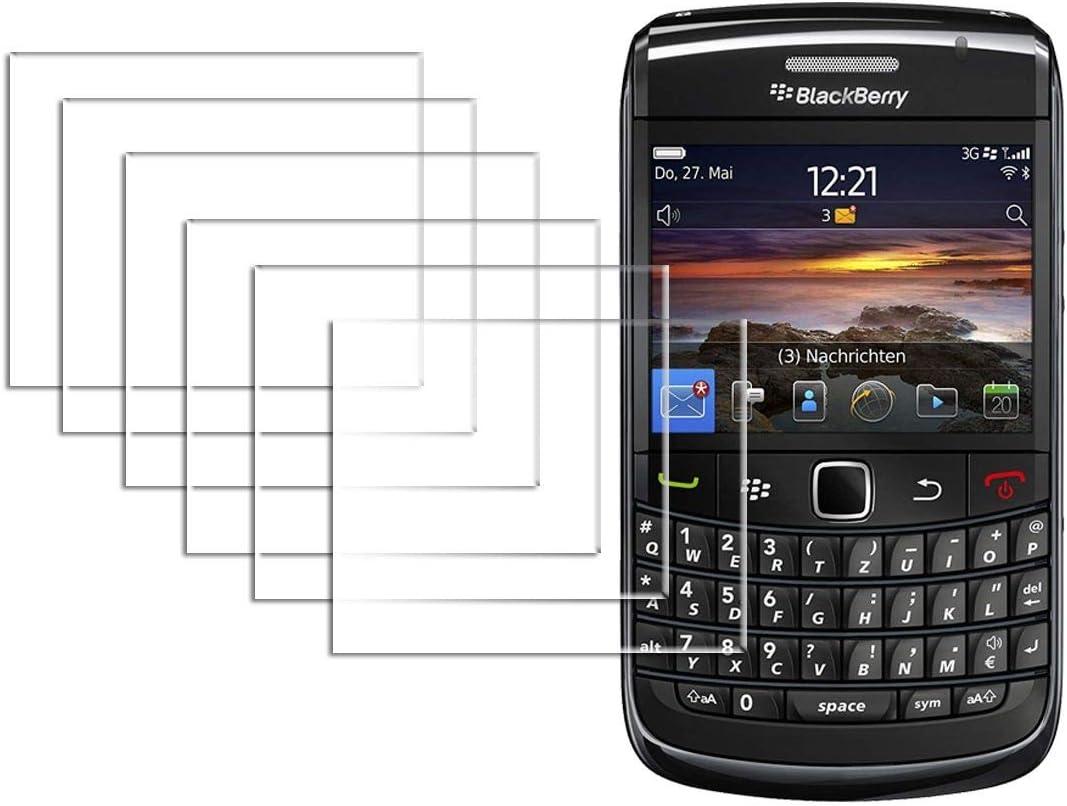 Guran 6 Paquete Plastico Protector de Pantalla para Blackberry ...