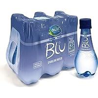 Oasis Blu Sparkling Water, 6 x 250 ml