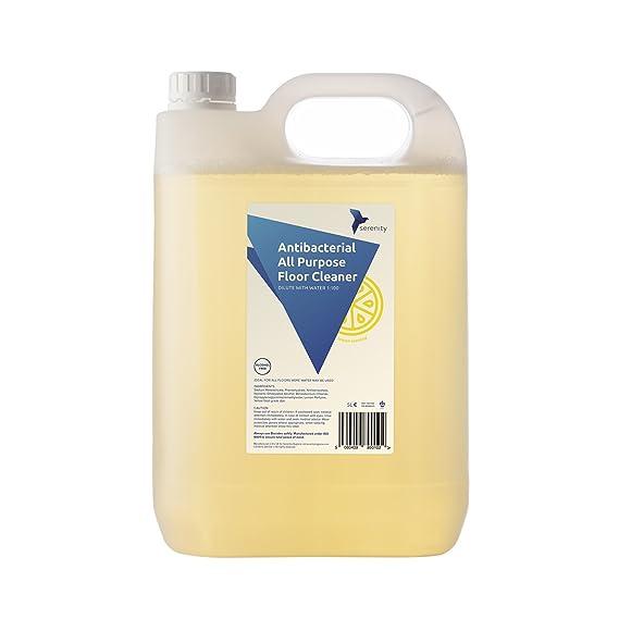 antibacteriana limpiador para suelos 5 litros – no usar lejía, Hospital Grade y crueldad libre