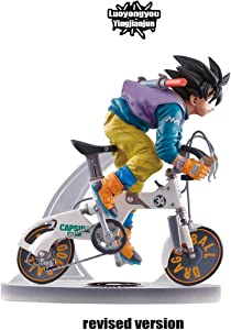 Luoyongyou Dragon Ball Z Son Goku Real McCoy Desktop Statue