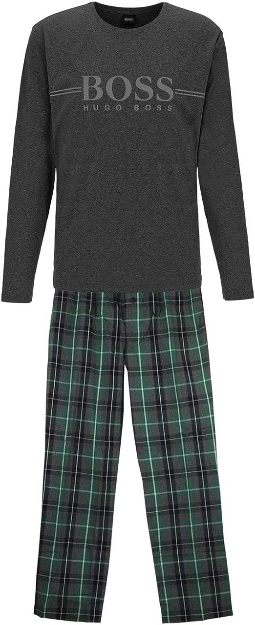 BOSS Urban Long Set Pijama (Pack de 2) para Hombre: Amazon.es: Ropa y accesorios