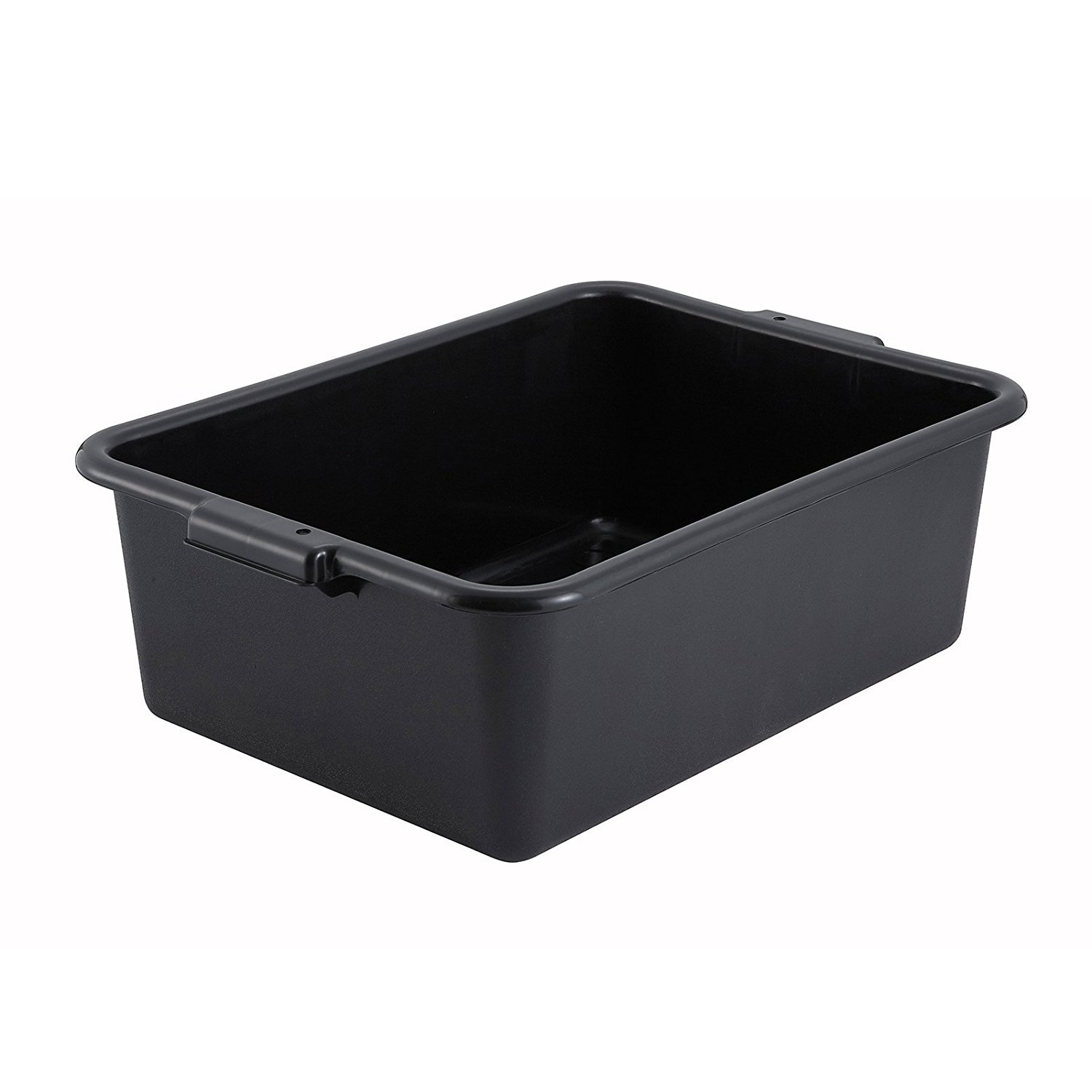 black bins ebay restaurant pk itm x tub bus polypropylene box flatware tubs s