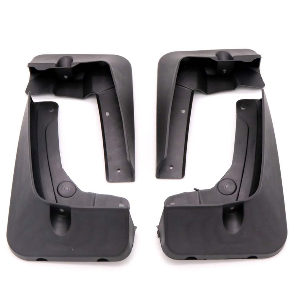 HIGH Flying 4PCS Mud Flaps Guard Mudguards for BMW X3 G01 2018 2019