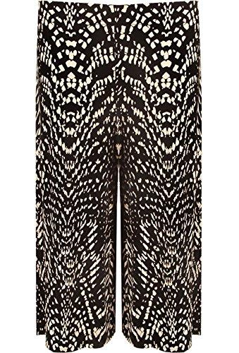 negro Pantalones mujeres en tama para Un impresi embarazadas especiales 21fashion o de XtYdTxqww