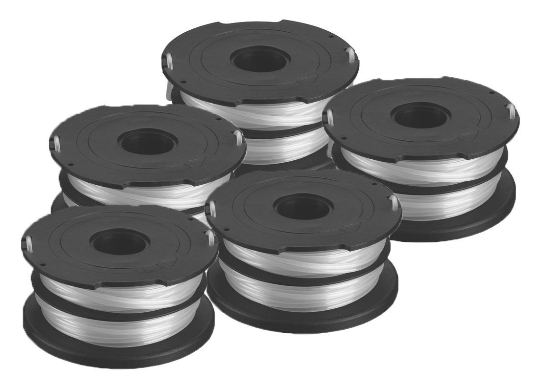 Black & Decker Dual Line AFS Replacement Spools DF-065 (5 Pack)