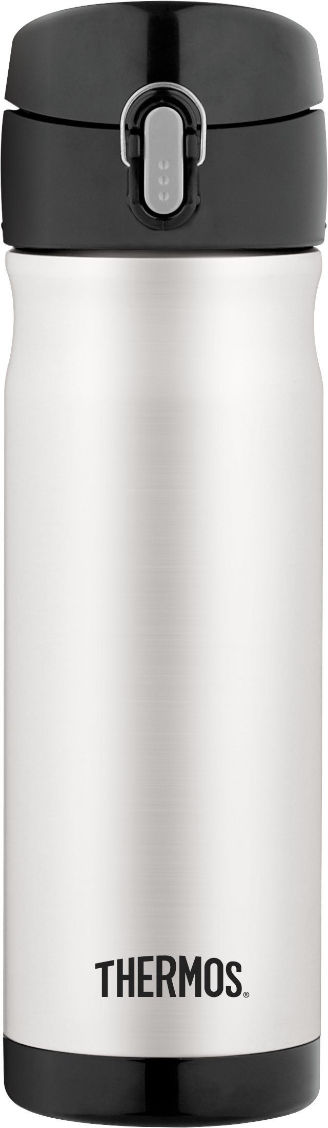 Thermos 16 Ounce Stainless Steel Commuter Bottle, Stainless Steel by Thermos