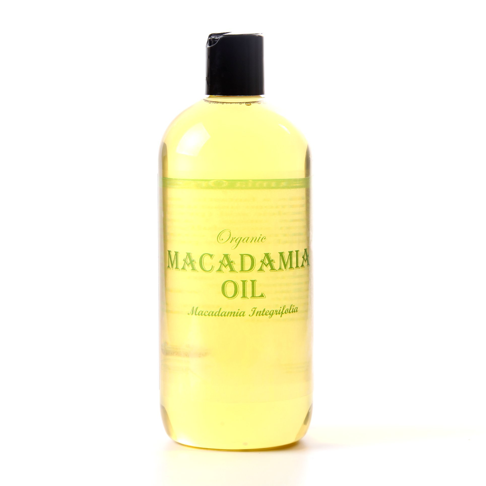 Mystic Moments | Macadamia Organic Carrier Oil - 1 Litre - 100% Pure
