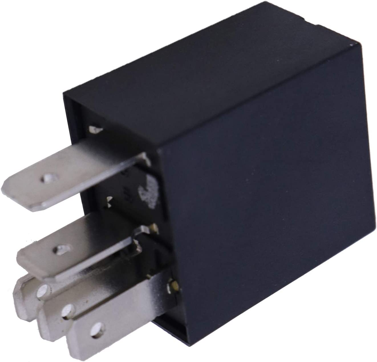 Friday Part 12V Relay 87414866 4120472 for Case 3185 3210 4420 4430 FLX3010 FLX3510 FLX4010 FLX4510 2377 2388 2577 2588 420 5088 5130 5140 6088 6130 6140 WD1203 WD1204 WD1504 WD1903 WD1904 DX40 DX45