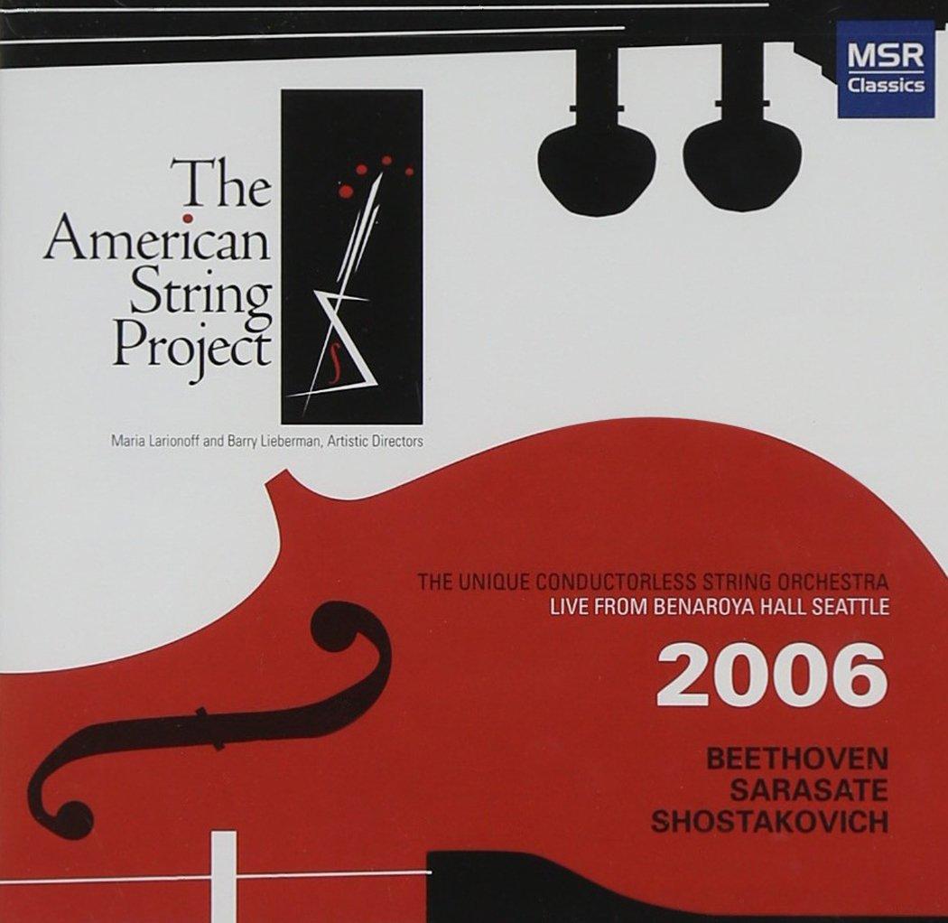 CD : American String Project - American String Project (CD)