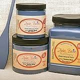 Dixie Belle Paint Company Chalk Finish Furniture Paint (Yankee Blue) (16oz)
