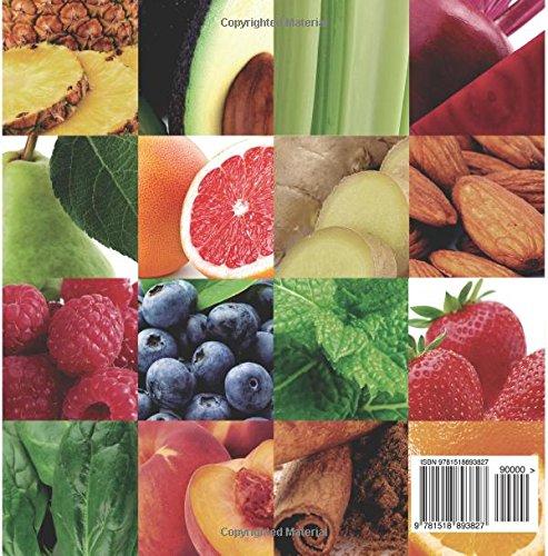 Amazon.com: Jugos Súper Poderosos: Formulas deliciosas de frutas naturales! (Spanish Edition) (9781518893827): Testabright, Daniods: Books