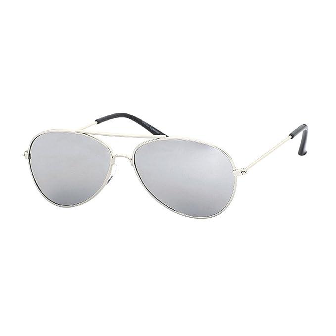 Kinder schwarzes Gestell und Gläser klassisch Piloten-Stil Sonnenbrille UV400 0z4jM
