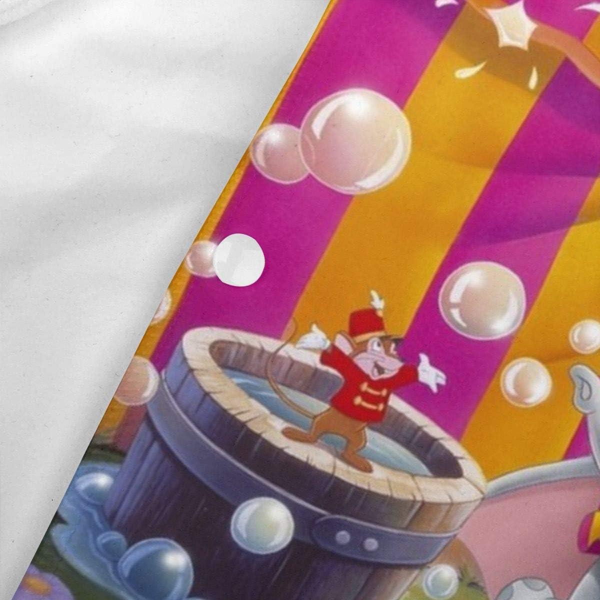 Hdadwy Toalla de ba/ño de playa Dumbo Toallas con capucha Toallas de ba/ño de secado r/ápido Ba/ñarse//Piscina//Cubiertas de nataci/ón Ni/ños Ni/ñas Ni/ños Suave s/úper absorbente