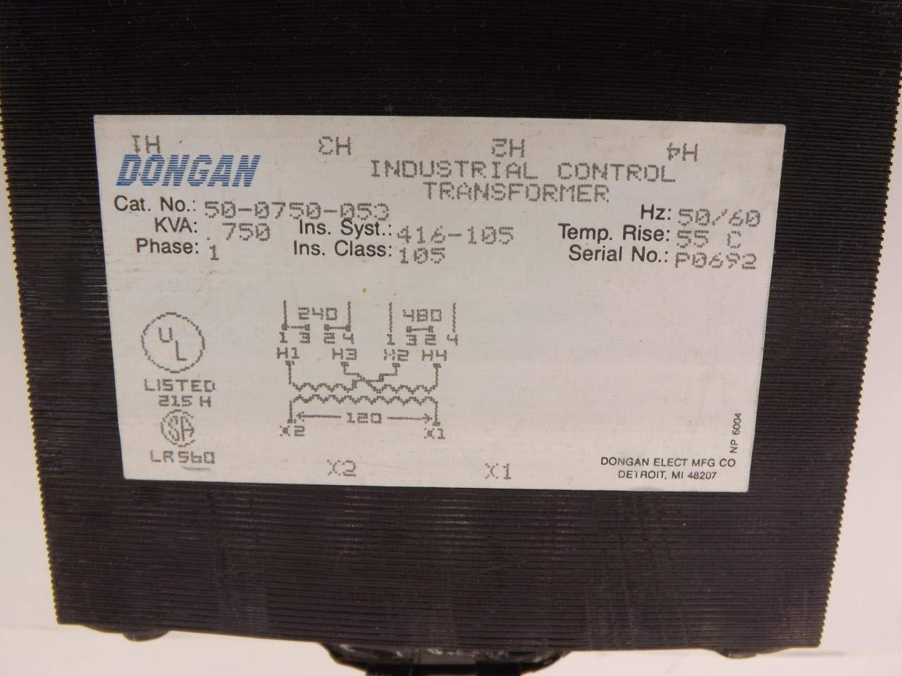 Dongan 50-0750-053 Transformer T36769