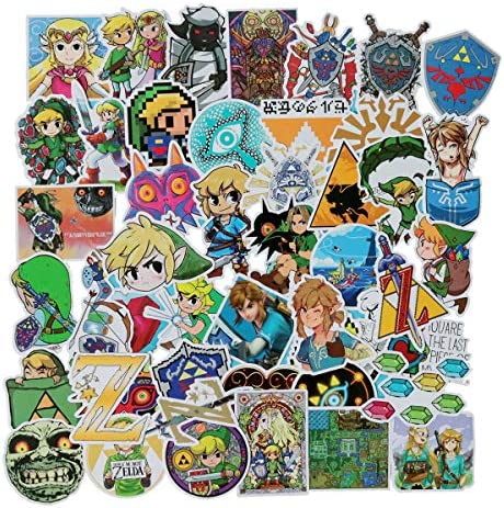 Stickers Waterproof Skateboard Snowboard Bicycle product image