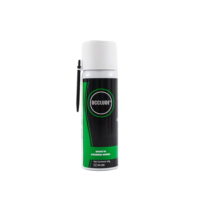 Dental Lab Occlude Indicator Powder By PASCAL Aerosol Indicator Aerosol Marking SpraY Color GREEN. US SELLER HDS