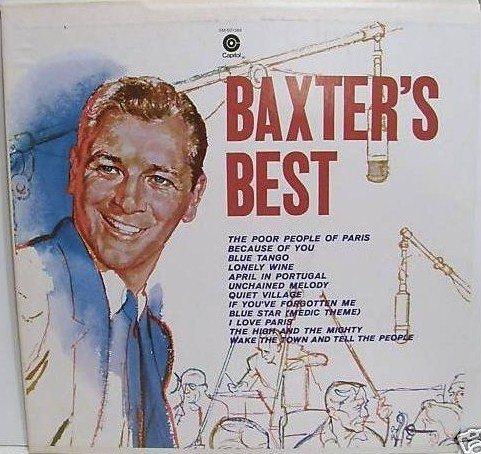 Les Baxter: Baxter's Best (12 Tracks) [VINYL LP]
