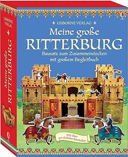 Ritterburg selber bauen - Meine große Ritterburg Bausatz