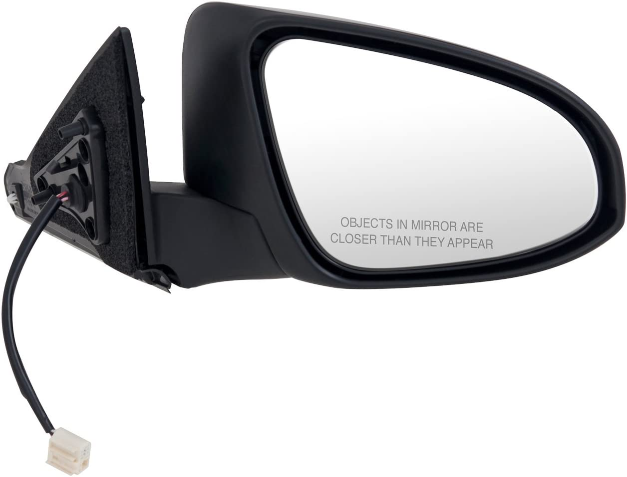 Fit System 70673T OEM Style Replacement Mirror