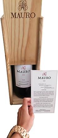 mauro Vino Tinto 2002 - Botella Magnum (150cl.): Amazon.es: Alimentación y bebidas