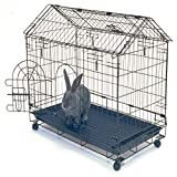 Kennel-aire Casa de Conejo con Marco A