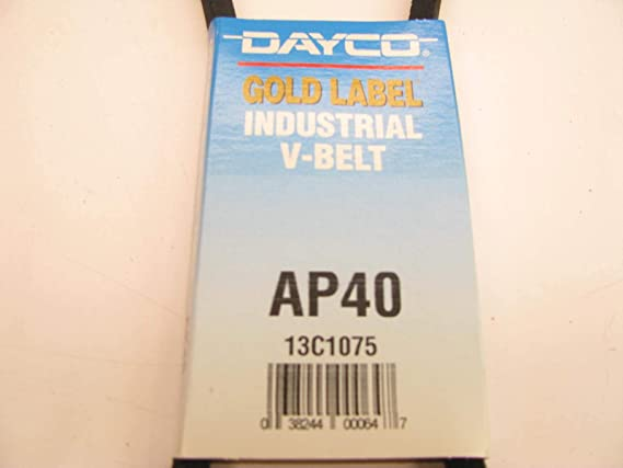 Dayco AP75 Super Blue Ribbon V-Belt