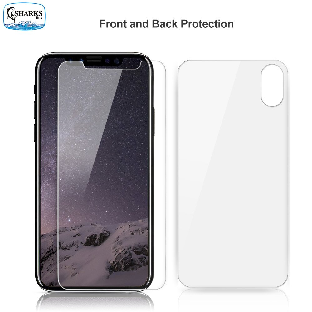 Iphone Screen Protector Front And Back