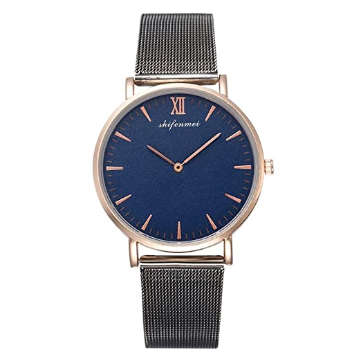 Kinlene reloj mujer barato de moda,reloj de mujer de cuarzo relojes (Oro rosa): Amazon.es: Relojes