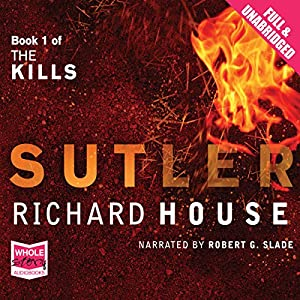 Sutler Audiobook