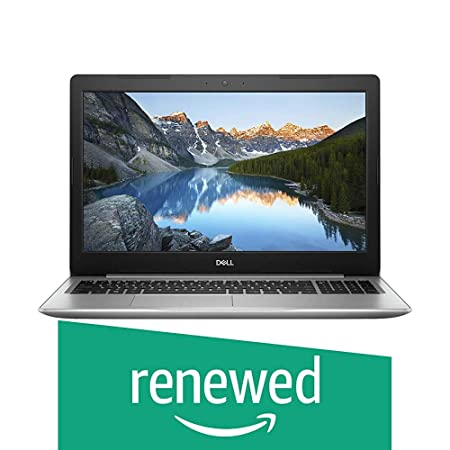 (Renewed) Dell Inspiron 15 5570 2018 15.6-inch FHD Laptop (8th Gen Core i3-8130/4GB + 16GB Optane Memory/1TB/Windows 10 + Ms Office 2016/Integrated Graphics), Silver