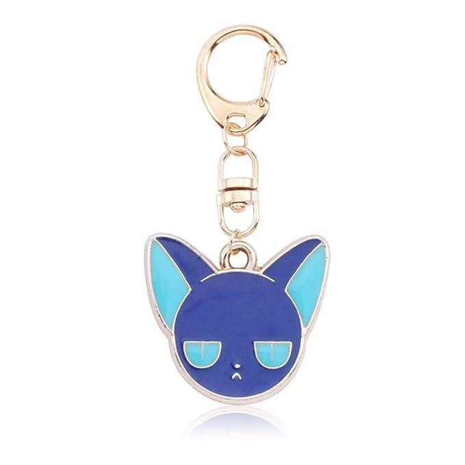 Amazon.com : Key Chain Rings Kids Anime Sailor Moon Jewelry ...