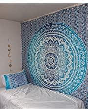 Tapestry Mandala Wall Tapestry Hippie Wall Décor Tapestry Wall Blanket