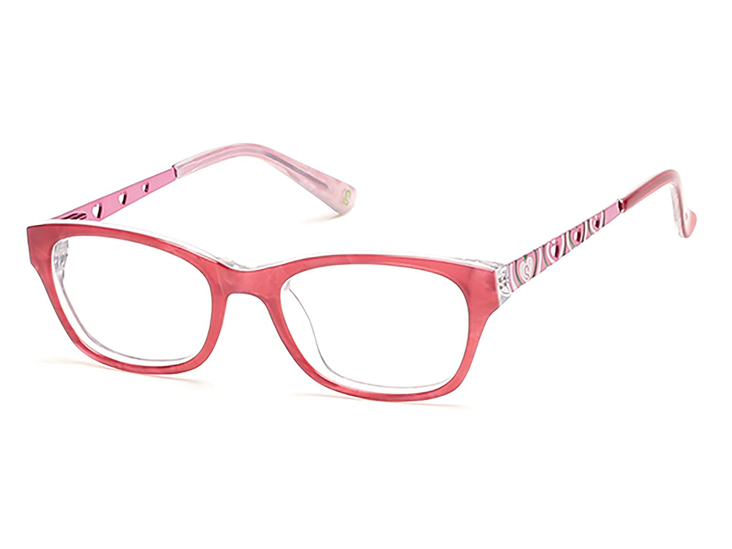 : Skechers Eyeglasses Girls Junior 1601 Sk1601