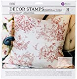 Prima Marketing Iod Decor Stamps-Pastoral Toile
