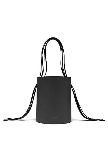0f47ff27061c Amazon | (マンサーガブリエル) Mansur Gavriel Women`s Fringe pink lining leather  bucket bag フリンジピンクライニングレザーバケットバッグ(並行輸入品) | Mansur ...