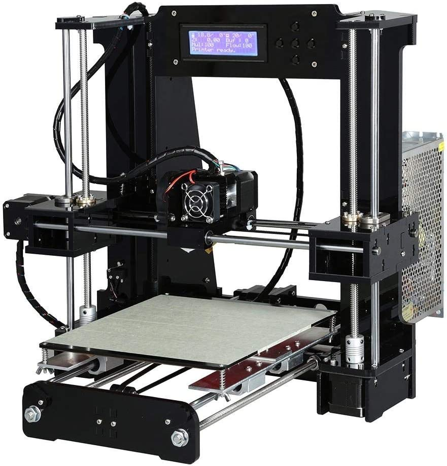 ReedG Impresora 3D Kit de Impresora DIY 3D con nivelación ...