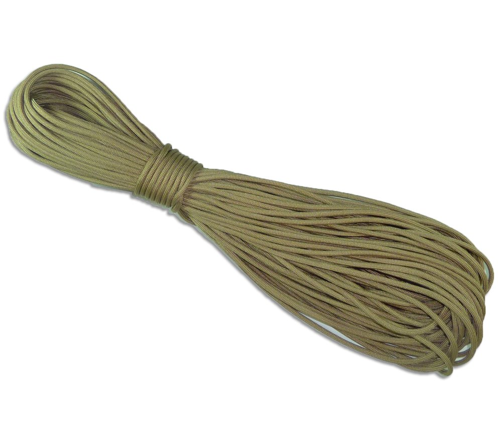 5col 750 Type 4 Paracord in Desert Sand - MILC-5040H (100 Feet) by 5col Survival Supply (Image #2)