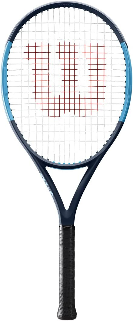 Wilson Ultra 26 Junior Tennis Racquet Strung Synthetic Gut Power in Custom String Colors
