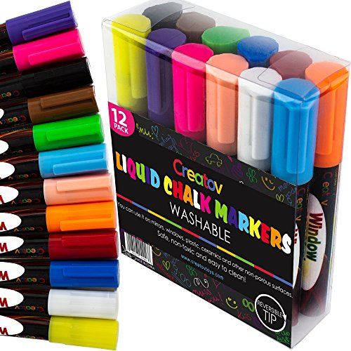 Liquid Chalkboard Window Chalk Markers product image