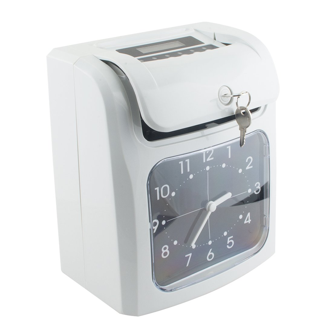 Vinmax Electronic Time Clocks For Small Business Time Clock System W
