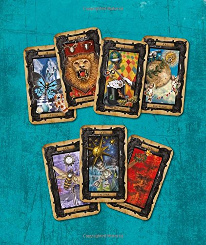 Victorian Steampunk Tarot: Unravel the mysteries of the past, present, and future 4