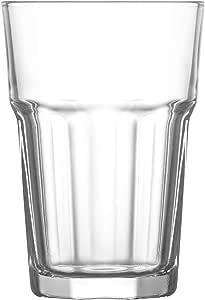 Amazon.com: Juego de 6 vasos para bebidas frías de agua y ...