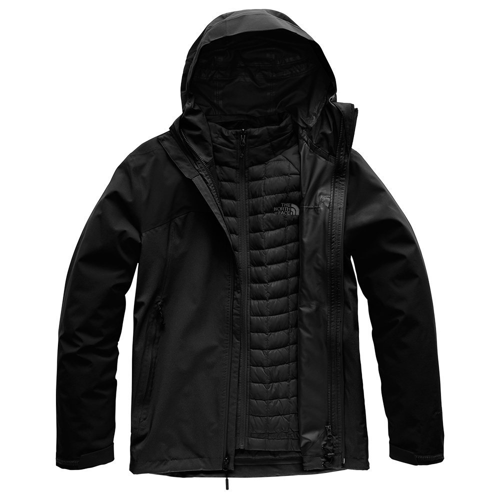 The North Face Men's Thermoball¿ Triclimate¿ Jacket TNF Black/TNF Black Small