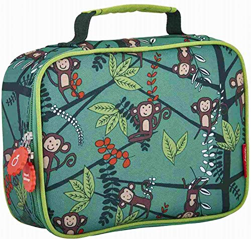 Cheeky Kids Insulated Lunch Bag - Monkeys ()