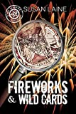 Fireworks & Wild Cards (The Wheel Mysteries Book 3)