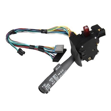 bang4buck Cruise Control brazo del limpiaparabrisas intermitentes interruptor de palanca para Chevy GMC camión