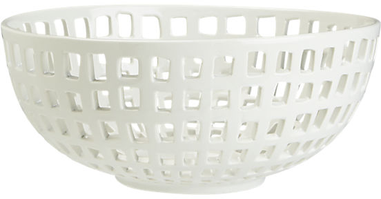 basket bowl | CB2