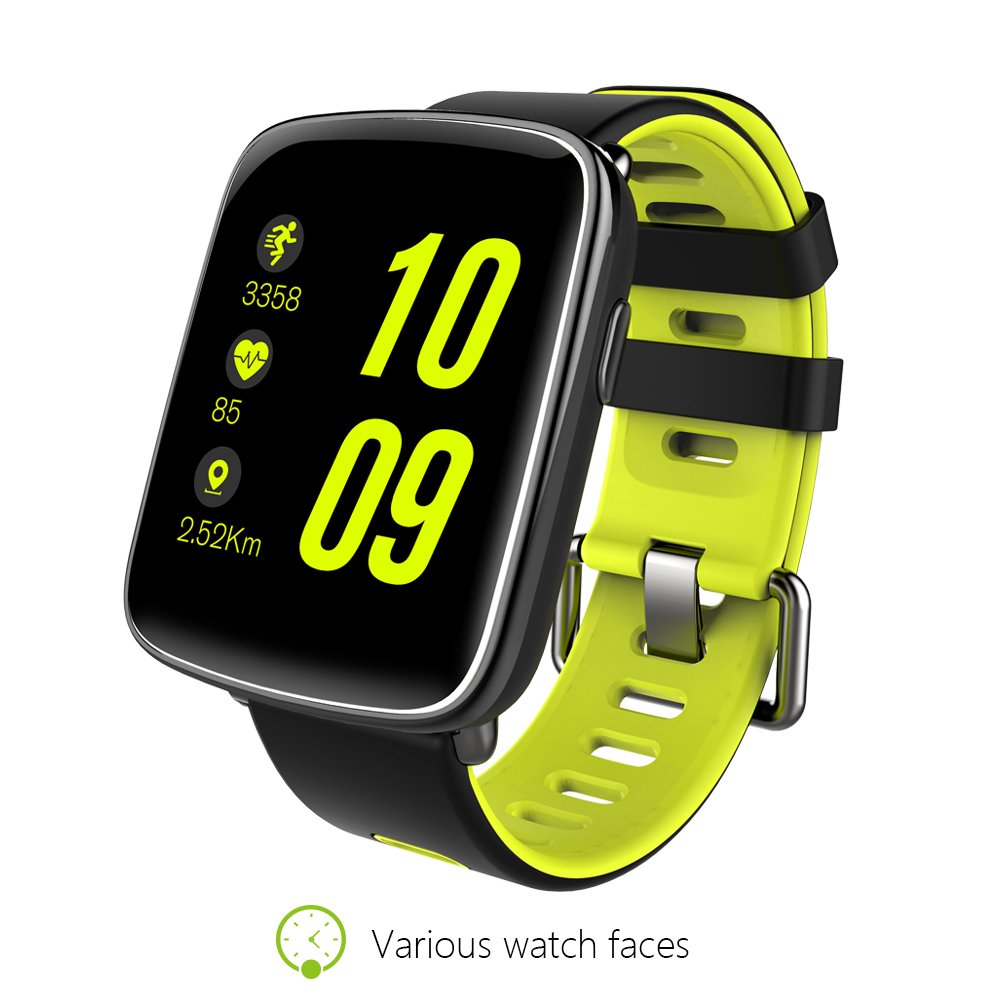 SmartWatch GV68 Waterproof IP68 Bluetooth compatible Android ...